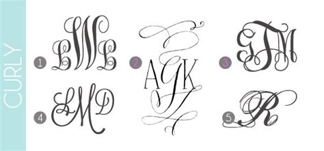 Monograms Made Easy