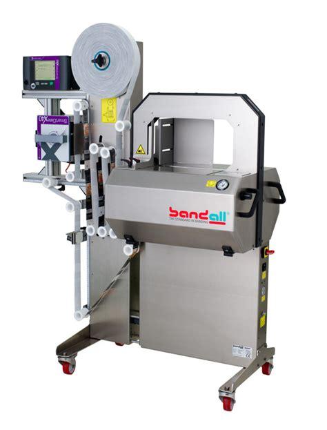 banderolleermachine stand  technologie bandall