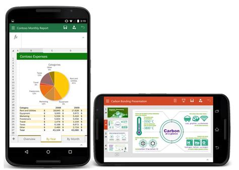 microsoft powerpoint for android microsoft office preview now available on android smartphones