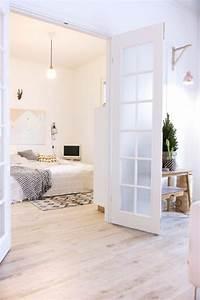 Sol Pas Cher Pour Salon : le parquet clair c 39 est le nouveau hit d 39 int rieur pour ~ Premium-room.com Idées de Décoration