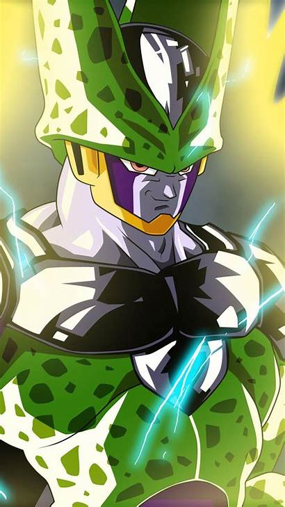 Dragon Ball Cell Dbz Perfect Wallpapers Anime