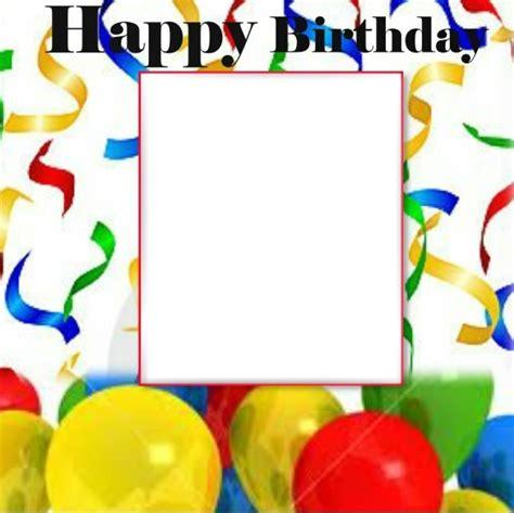 Happy Birthday Picture 2 by Photo Montage Happy Birthday Pixiz