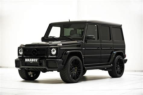 G63 Amg 2012 by 2013 Mercedes G63 Amg By Brabus Top Speed