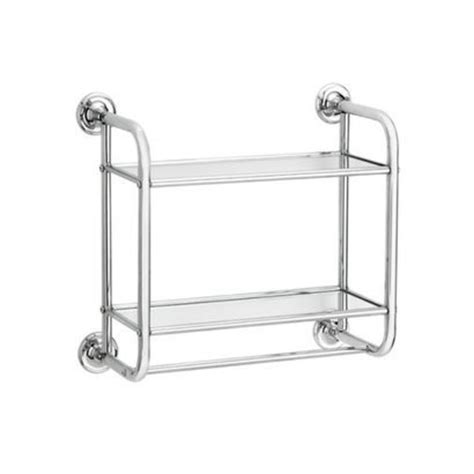 target chrome bath shelf polished bathroom pinterest