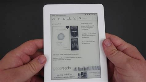 Kindle paper review