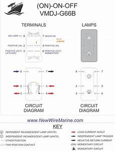 Dtdp Switch Wiring Diagram For Rocker