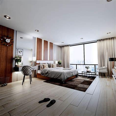 Free 3d Models  Bedroom  Master Bedroom  By Taedsak