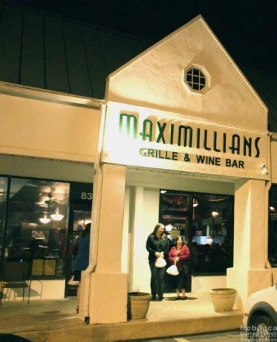 maximillians grill