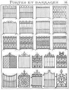 Lonestar custom fabricates wrought iron entrance gates in