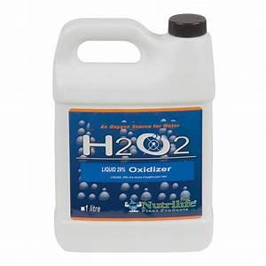 Nutrilife Liquid H2o2 29  1l
