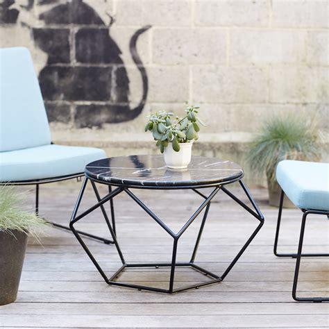 table de salon en marbre vente tables basses bi matière