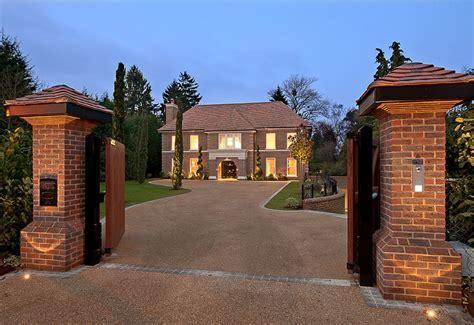 £7.5 Million Brick Mansion In Hertfordshire, UK   Homes of