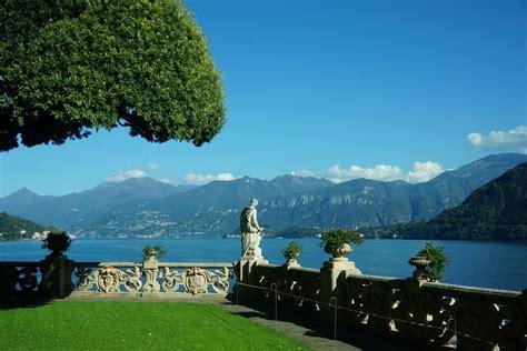 Fai Villa Del Balbianello Lenno Italy Overlooking