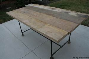 super cool outdoor patio table using old barn wood and With barn wood patio table