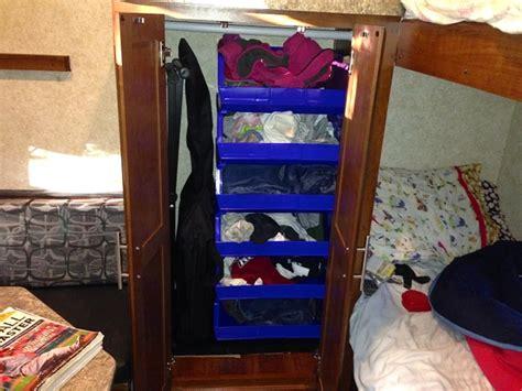 rv kitchen storage ideas fantastic storage ideas for rv closets rv obsession 5035