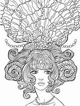 Coloring Adult Crazy Colouring Colorir Salvo Printable Sheets Desenhos Nerdymamma Mandala Fra Artikel Mandalas Wacky sketch template