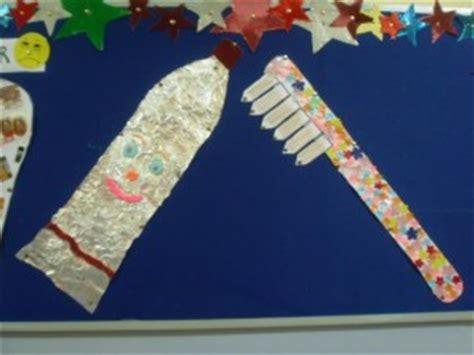 dental craft idea  kids crafts  worksheets