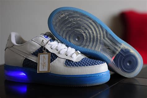 light up air ones nike air one light up shoes embed