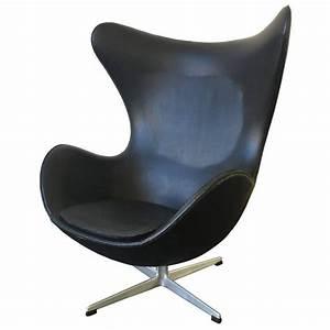 Egg Chair Arne Jacobsen : first edition arne jacobsen egg chair in good original ~ A.2002-acura-tl-radio.info Haus und Dekorationen