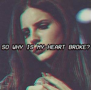 lana del rey, quotes, song - image #3465235 by rayman on ...