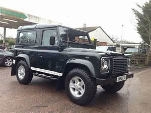 Land Rover Defender 90 Xs Station Wagon Td5  Green  2003