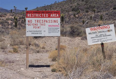 What Goes on at Area 51? - HISTORY