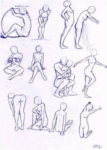 576 best Body positions (art reference) images on ...