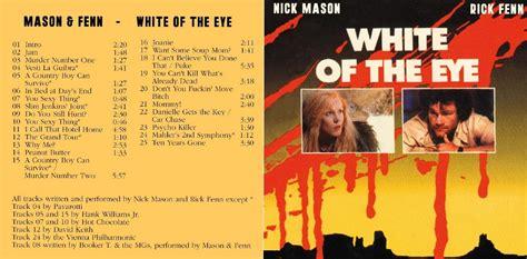 nick mason album artwork