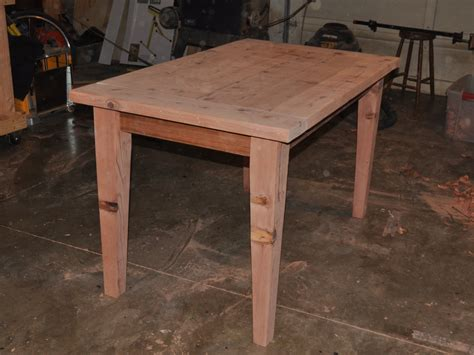 Wooden Tabletop Kitchen by Make A Wooden Table That Is Easily Disassembled Make