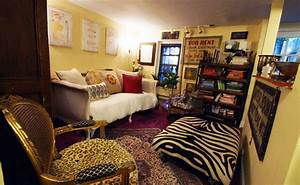 Woman Turns Her Tiny 200 Square Foot Brooklyn Apartment