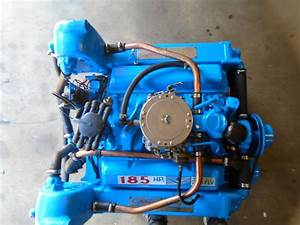 Chris Craft 185 V8 Flv Chevy 283 Engine Motor Chris Craft