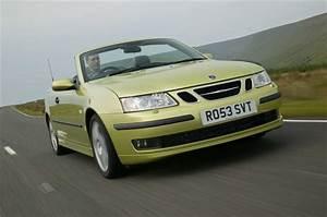 Saab 9-3 Convertible 2003