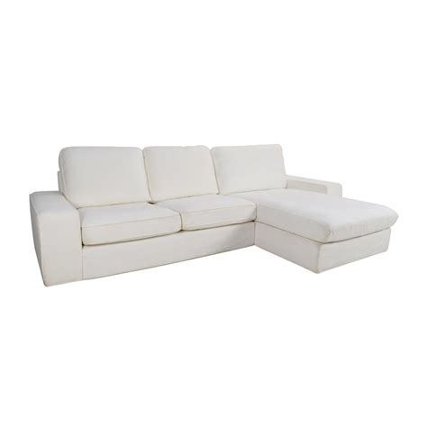 dimension chaise kivik sofa arm dimensions refil sofa
