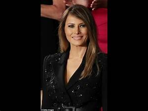 Melania receives a standing ovation from Congress before ...