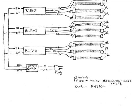 Wiring Lightbox With Fluorescent Bulbs Doityourself