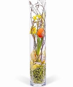 Deko Für Bodenvase : deko vase ostern orange 50cm jetzt bestellen bei valentins valentins blumenversand ~ Indierocktalk.com Haus und Dekorationen
