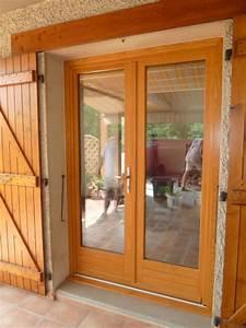 realisation bois mercury albertville chambery aix les With renovation porte fenetre bois