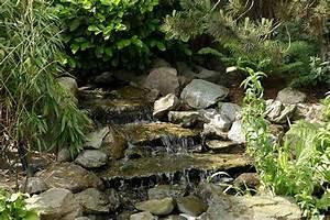Bachlauf Im Garten : ein bachlauf im garten gartenplanung und ~ Michelbontemps.com Haus und Dekorationen