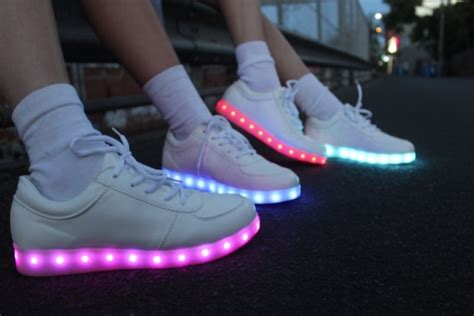 new nike light up shoes new light up shoes aesthetic