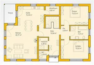 Günstig Ein Haus Bauen : bungalow ka 112 ytong bausatzhaus ~ Sanjose-hotels-ca.com Haus und Dekorationen