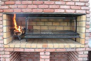 Grille De Barbecue Grande Taille : 42 amenagement pour barbecue en briques en belgique grille ~ Melissatoandfro.com Idées de Décoration