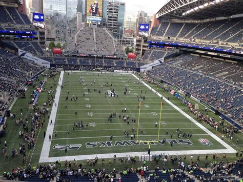 toyota fan deck tickets centurylink field section 324 seattle seahawks