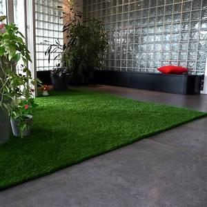 chez decowebcom decoration avec un tapis en gazon With tapis pelouse synthétique