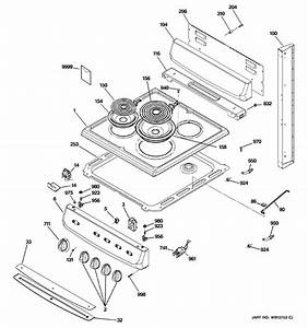 Hotpoint Ra720k1wh Electric Range Parts