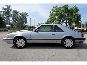 1984 Ford Mustang SVO for Sale | ClassicCars.com | CC-1201409