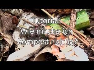 Kompost Richtig Anlegen : richtige kompostwirtschaft im garten doovi ~ Lizthompson.info Haus und Dekorationen