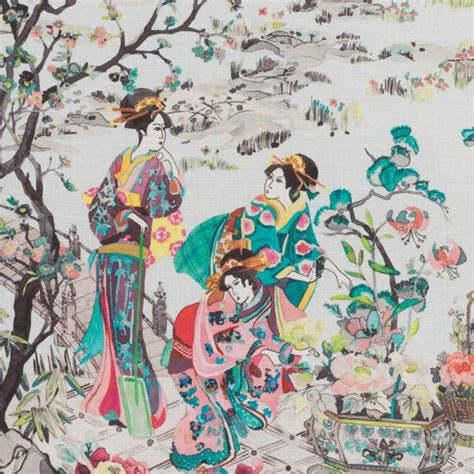 Japanischer Garten Leinefelde by Osborne And Japanese Garden Fabric A Wonderful