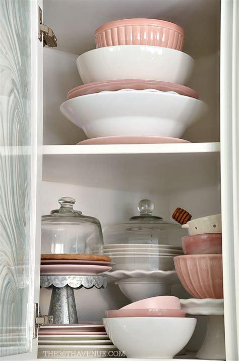 white kitchen pink kitchen decor   avenue