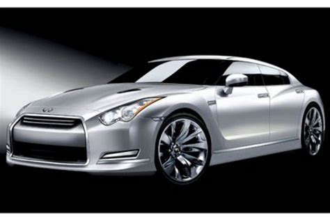 Infiniti 4-door Gt-r Renderings News