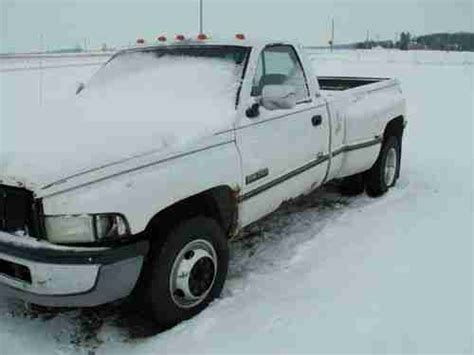Dodge Diesel Parts by Purchase Used 1994 Dodge Ram 3500 Dually 12 Valve